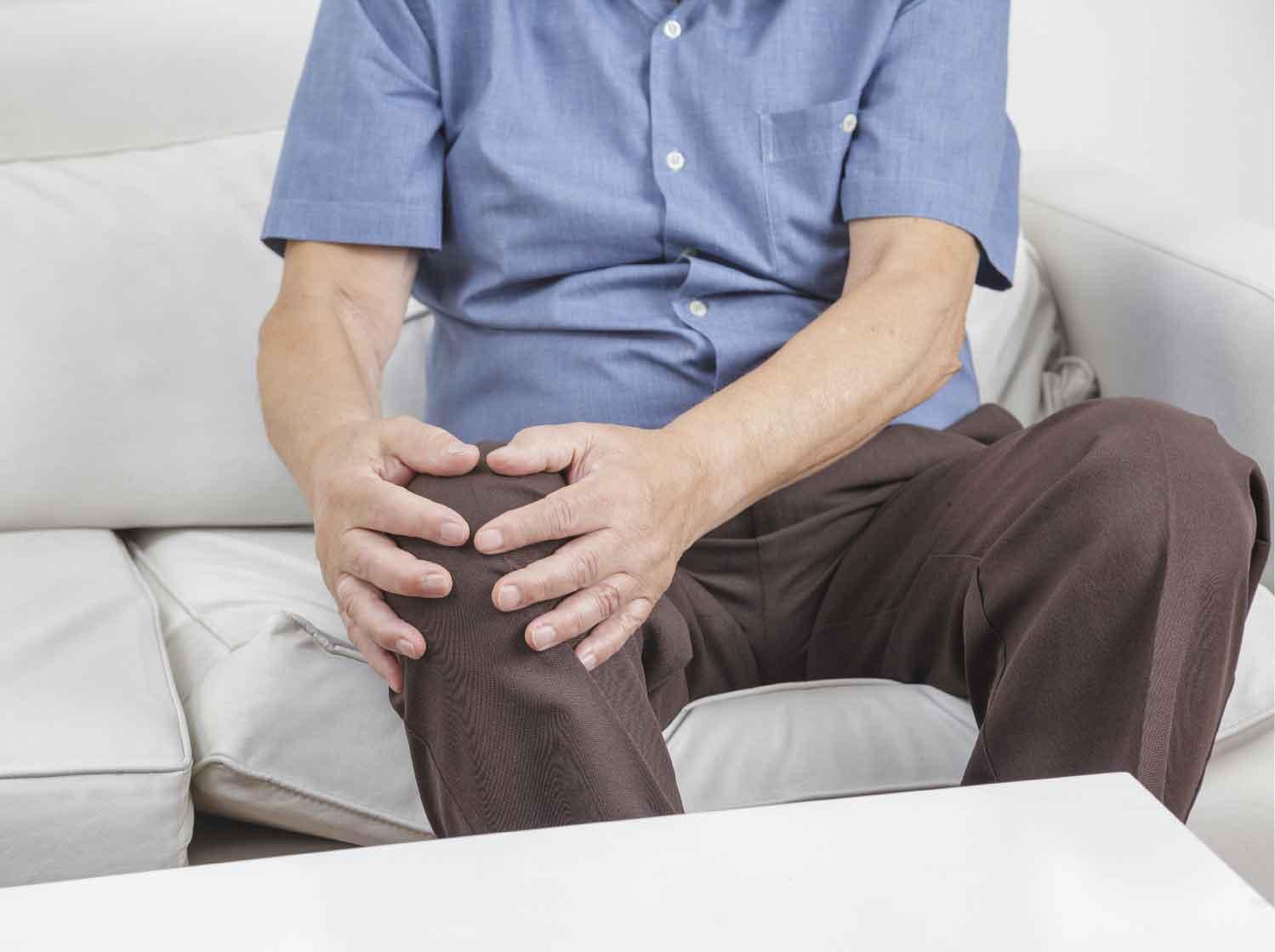 6 แนวทางสุขภาพดีได้ แม้เผชิญภาวะข้อเข่าเสื่อม
