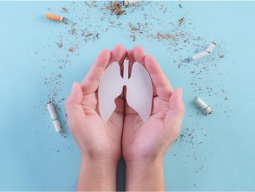 อาหารเบาหวาน กับการเลิกบุหรี่