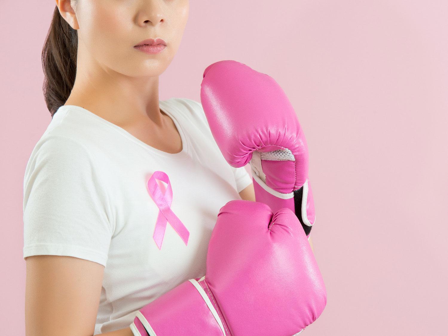 ชวนคุณผู้หญิง ตรวจคัดกรองมะเร็งเต้านม