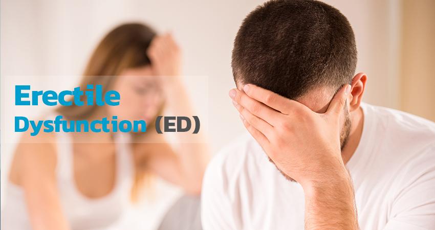 Erectile  Dysfunction (ED)