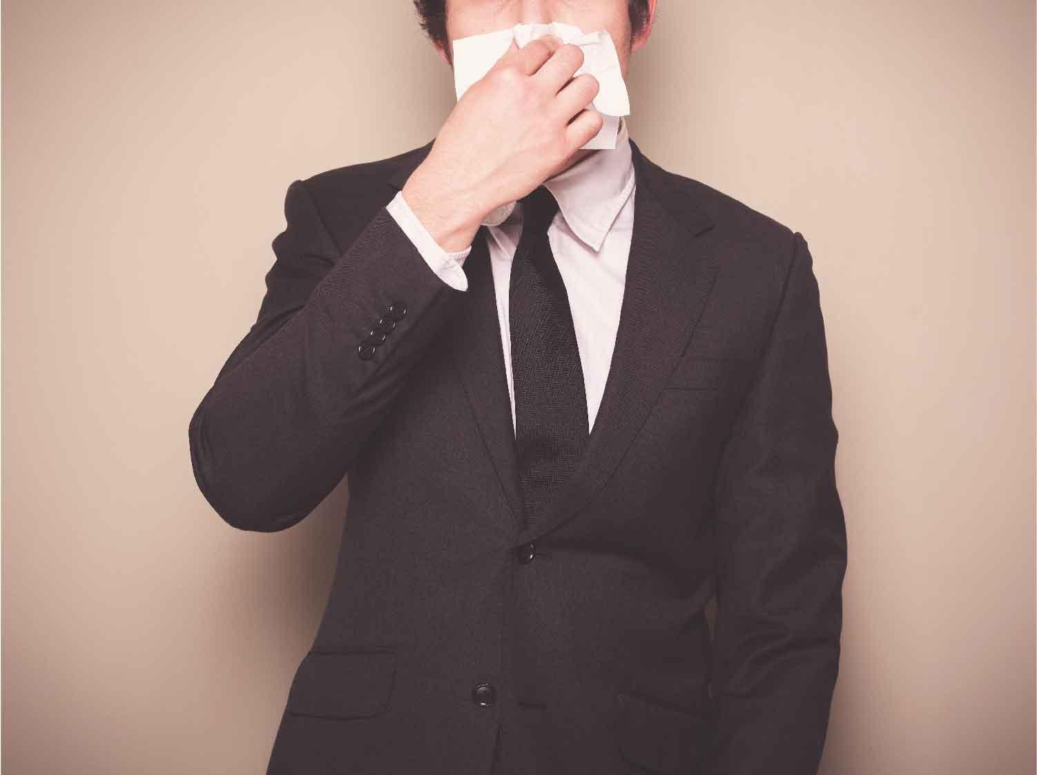 อาการไซนัสลงคอ น้ำมูกไหลลงคอ รักษาอย่างไร