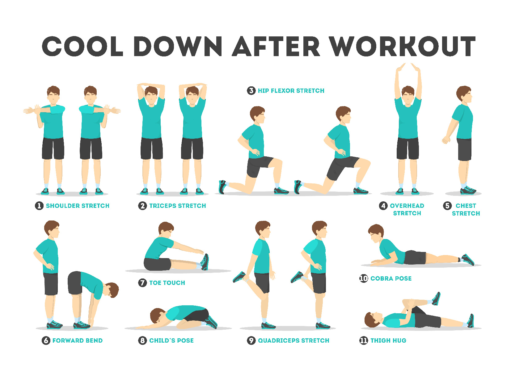 Warm up and Cool down Stretching Execises | โรงพยาบาลเปาโล - Paolo Hospital