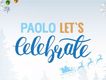 Paolo Chokchai 4 Let's.... Celebrate Merry Christmas