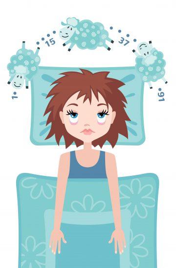 จริงหรือไม่? ยิ่งเครียด…นอนน้อย ยิ่งปวดประจำเดือน
