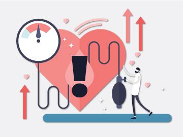 """โปรแกรมคัดกรองโรคหัวใจ กลุ่มเสี่ยง """"ความดันโลหิตสูง"""""""