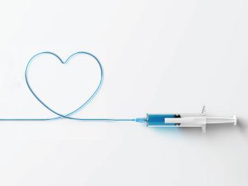 การฉีดสีหลอดเลือดหัวใจ CAG