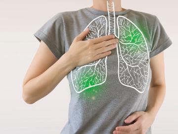 ตรวจคัดกรองความผิดปกติของปอดด้วย low-dose CT