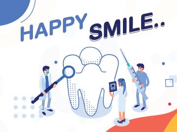 ขูดหินปูน ตรวจสุขภาพช่องปากและฟัน และเอกซเรย์ฟัน (X-Ray Panoramic) ฟอกสีฟัน Zoom