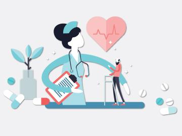 """โปรแกรมตรวจคัดกรองโรคหัวใจ กลุ่มเสี่ยง """"ใจสั่น"""""""