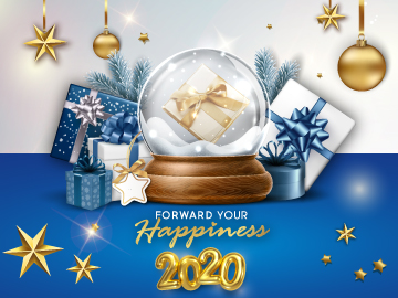 FORWARD YOUR Happpiness 2020